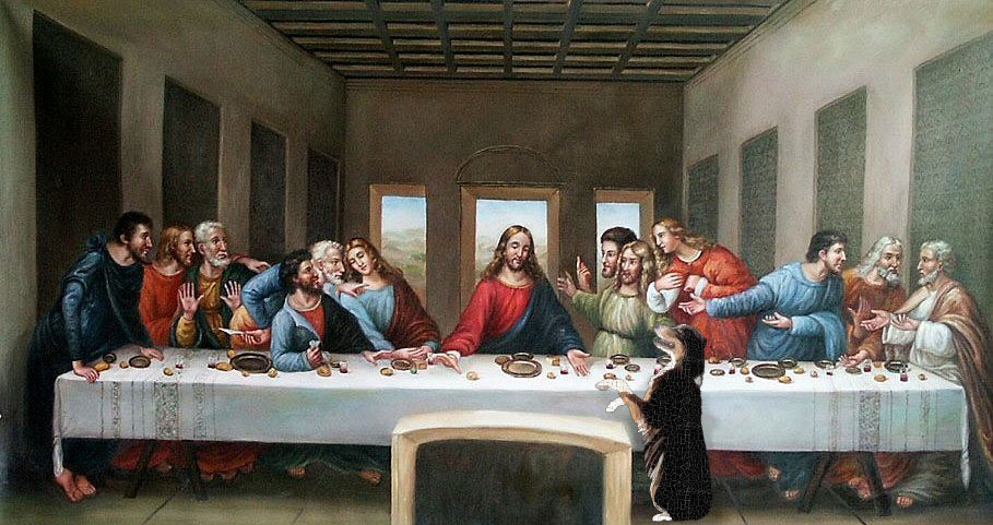 The-Last-Supper-with-Guest